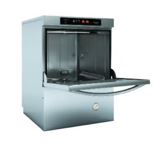 Fagor Cop 504w Evo Concept Commercial Undercounter Dishwasher 37 Racks hr New