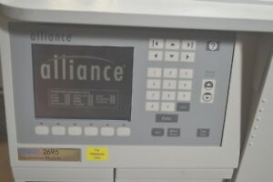 Waters Alliance 2695 Hplc Separations Module Wat270886 Self test