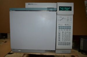 Hp Agilent 6890 Gas Chromatograph G1530a As is