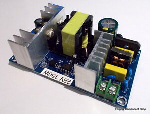 28v 150w Switched Mode Power Supply Module Uk Seller Fast Dispatch
