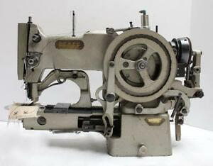 Pfaff 3335 Special X Cross Pattern Tacker Industrial Sewing Machine Head Only