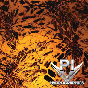 Hydrographics Film Hydro Dipping Water Transfer Printing Prym1 Fire Storm Rc417
