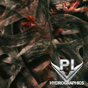 Hydrographic Film Hydro Dipping Water Transfer Printing Inkstag Camo Rc503