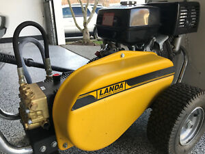 Landa Pressure Washer 3500 Psi