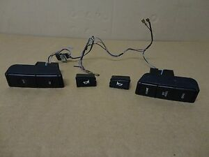 Ford Pickup Truck Bronco Steering Wheel Cruise Control Switches Horn Buttons