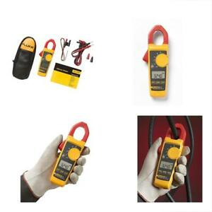 324 40 400a Ac 600v Ac dc True rms Clamp Meter With Temperature Capacitance