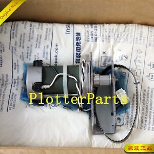 Hp Designjet 10000s 9000s For Carriage scan axis Motor Assembly Q6665 60044
