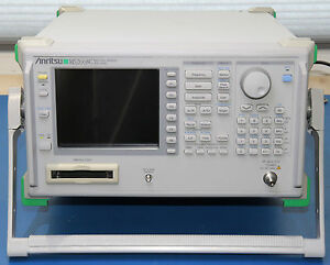 Anritsu Ms2668c Spectrum Analyzer 9khz 40ghz Reduced