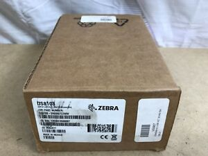 Zebra Ds8108 Usb Barcode Scanner Kit Ds8108 sr00007zzww new W Warranty