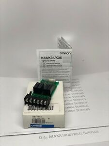 Omron Relay transistor Output Board k34 c2