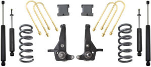Maxtrac K883053 6 6 3 Lift Kit For 1998 2010 Ford Ranger 2wd 6 Cyl