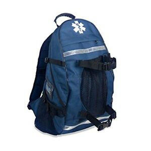 Arsenal 5243 Medic First Responder Trauma Backpack Jump Bag Blue