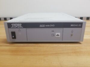 Storz Endoscopy 20204020 Scb Aida Dvd Image Capture Device 5555