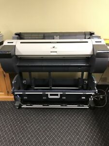 Canon Ipf780 36 Wide Plotter Printer 900 Or Best Offer queens Must Go