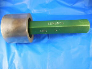 2 8346 Class Xx Smooth Pin Plug Gage 2 8125 0221 Oversize 2 13 16 Tooling