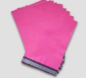 Poly Mail Pink Color Poly Mailing Envelope Pouches Post Bags Pink Color Mailing