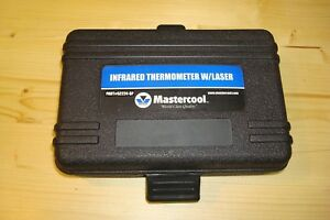 Mastercool Infrared Thermometer With Laser 52224 sp Excellent Pre Owned