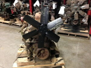 Used Detroit 3 71 Diesel Engine All Complete And Run Tested