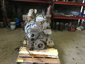 Used Detroit 3 71 Diesel Engine 3 Cylinder And Non Turbo All Complete