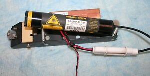 Melles Griot 05 lhp 211 34 632 8nm Laser W l23111al02373847 Power Supply