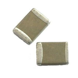 0805 Multilayer Chip Ceramic Capacitors Reeled Surface Mount Reeled Select Type