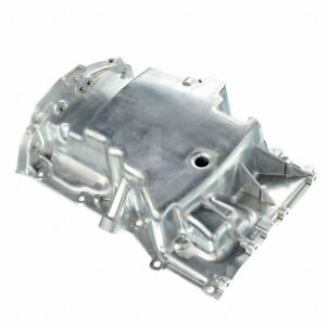 Engine Oil Pan Fits 2006 2009 Ford Fusion And Mercury Milan 2 3l L4