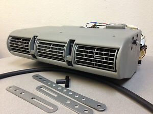 Universal Under Dash Ac Evaporator 12v Grey