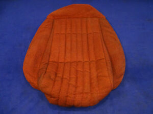 92 1992 Ford Mustang Gt Right Front Lower Seat Cover Low Mile Take Off 1