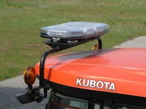 Kubota Grand L40 Tractor Cab Mounted Rear Light Bar