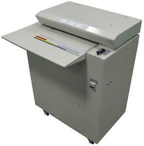 New Automated Industrial Corrugated Shredder