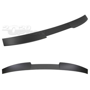 T H Abs Rear Roof Spoiler Wing Lip For 11 14 Bmw F10 5 Series 528 535 550 M5
