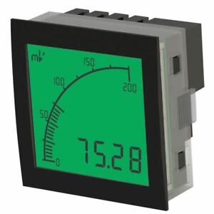 Trumeter Apm shunt apo Apm Shunt Meter Positive Lcd With Outputs