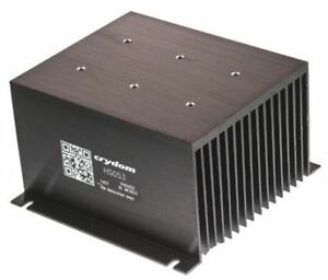 Panel Mount Solid State Relay Heatsink For Use With 1 X 3 Phase Ssr 1 2 Or 3 S