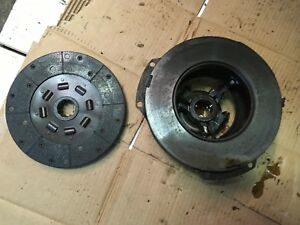 Case Sc Tractor Clutch Assembly Complete Antique Tractor