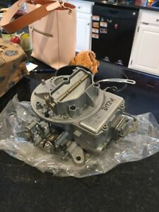 1971 Ford Truck V8 Remain Carburator D1tz 9510 A