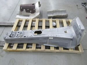 2010 2015 Chevy Camaro Ss Zl1 Oem Center Transmission Tunnel Cut Project U32