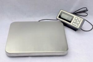 Large Heavy Duty Postal Shipping Platform Digital Scale 400 Lbs