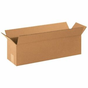 100 22 X 6 X 6 Corrugated Shipping Boxes Storage Cartons Moving Packing Box