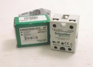Schneider Magnecraft 6250axxszs dc3 Surface Mount Solid State Relay 50a 1p