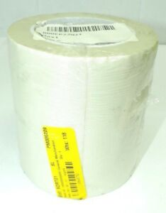 Maxi 436gmx Glass Cloth Thermal Spray Masking Tape 7 Mil Thick 36 Yds X 5 Wht