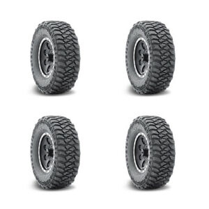 New Lt305 65r17 121 118q Tyre Mickey Thompson 3 Ply Tires Set Of 4