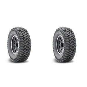 2x New Lt32x10 50r15 109q Mud Terrain Tyre Mickey Thompson 3 Ply Tires Set Of 2