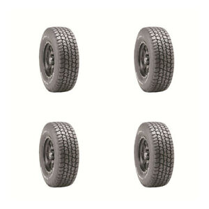 4x New Lt285 70r17 121 118s All Terrain Tyre Mickey Thompson 2 Ply Tires
