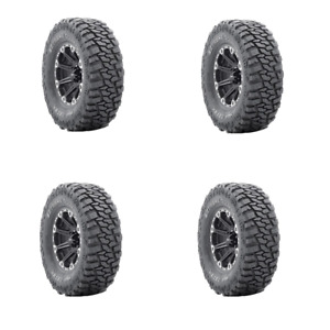 New 4x Dick Cepek Extreme Country 33x12 50r15lt Tire 108q Mud Terrain 33 1250 15