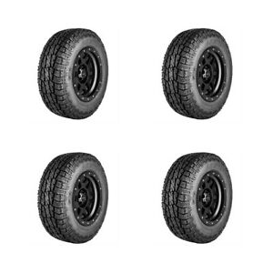 4x New Lt35x12 50r18 123q All Terrain Tyre Pro Comp 3 Ply Tires 305 70 18