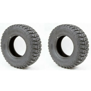 2x New Lt295 65r18 127 124q Mud Terrain Tyre Pro Comp 3 Ply Tires 295 65 18