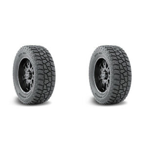 2x New Lt305 60r18 121 118q Tyre Mickey Thompson 3 Ply Tires 305 60 18