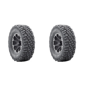 2x Dick Cepek Extreme Country 33x12 50r15lt Tire 108 Q Mud Terrain 33 1250 R15