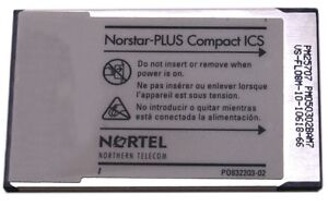 Nortel Compact Ics Cics 1 0 Software 4 X 8 Nt7b64ae