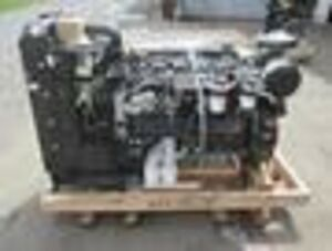 Perkins 1106t Diesel Engine used All Complete And Run Tested